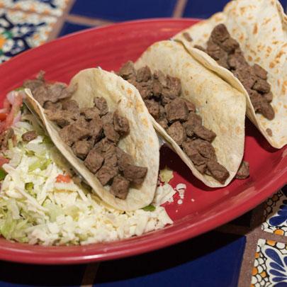 Image of Tacos Carne Asada