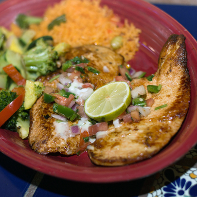 Image of Grilled Lime Chicken